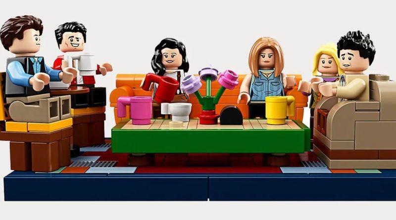 συλλεκτικό σετ LEGO για τα φιλαράκια